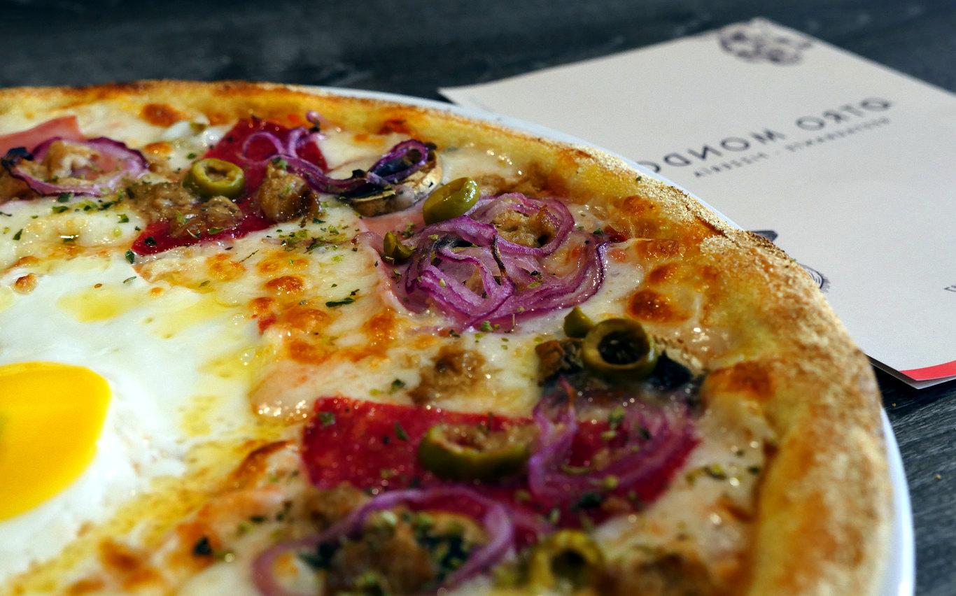 Pizza Otro Mondo, Pizzas clásicas. Restaurante pizzeria Otro Mondo en Villaviciosa de Odón.