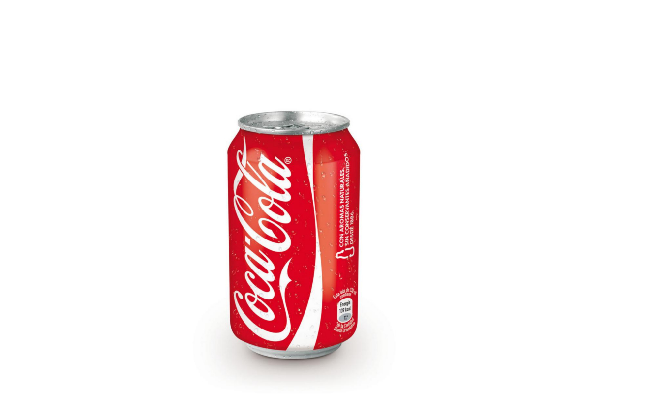 Coca Cola, Bebidas. Restaurante pizzeria Otro Mondo en Villaviciosa de Odón.