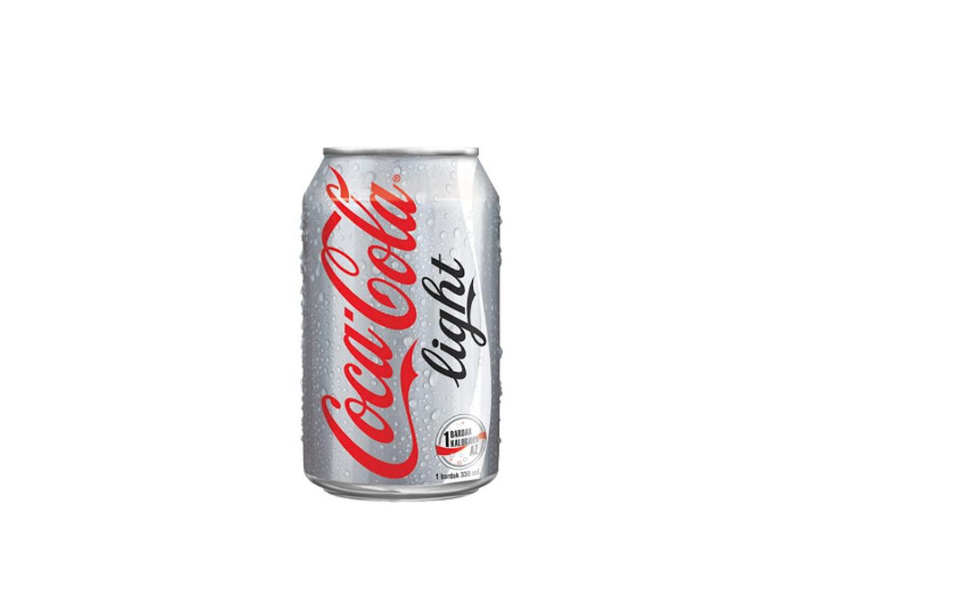 Coca Cola Light, Bebidas. Restaurante pizzeria Otro Mondo en Villaviciosa de Odón.