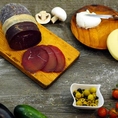 Ingredientes Frescos Importados desde Italia